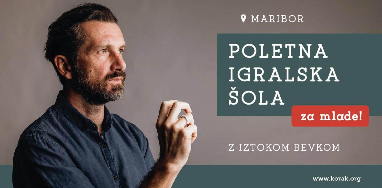 banner Poletna igralska sola