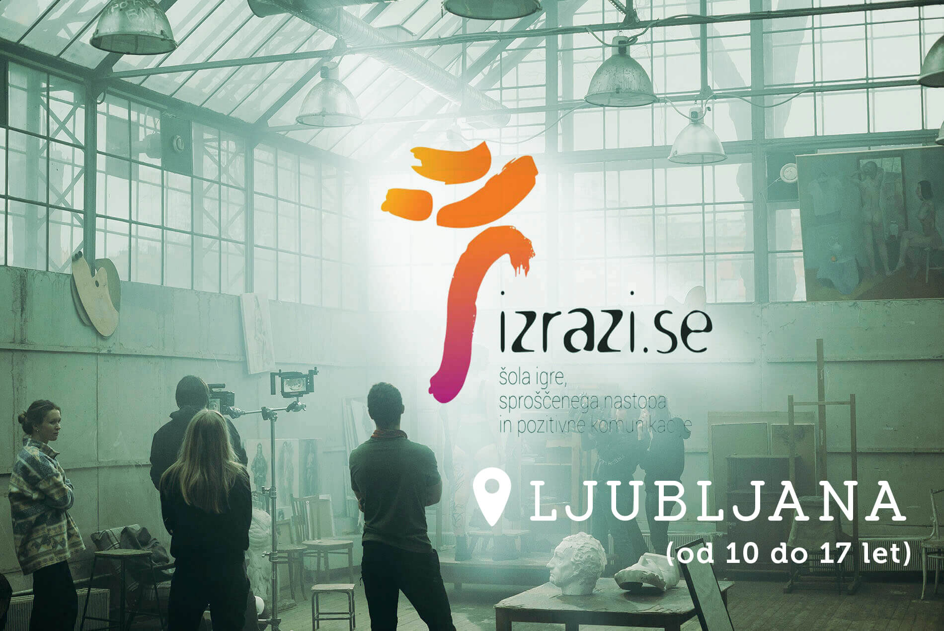 Izrazi-se-Ljubljana mladi